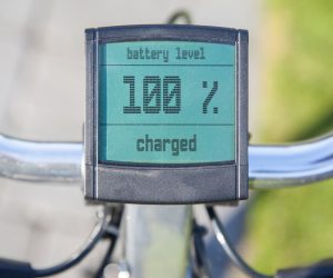 electric bike charge