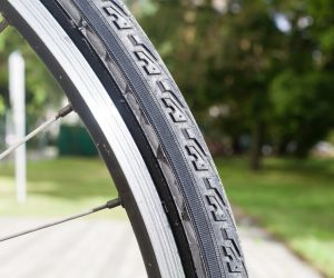 Bike inner tube matching tire size